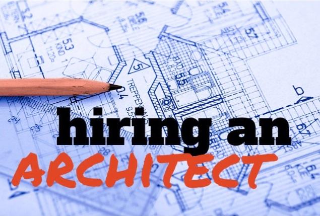 hiring an architect